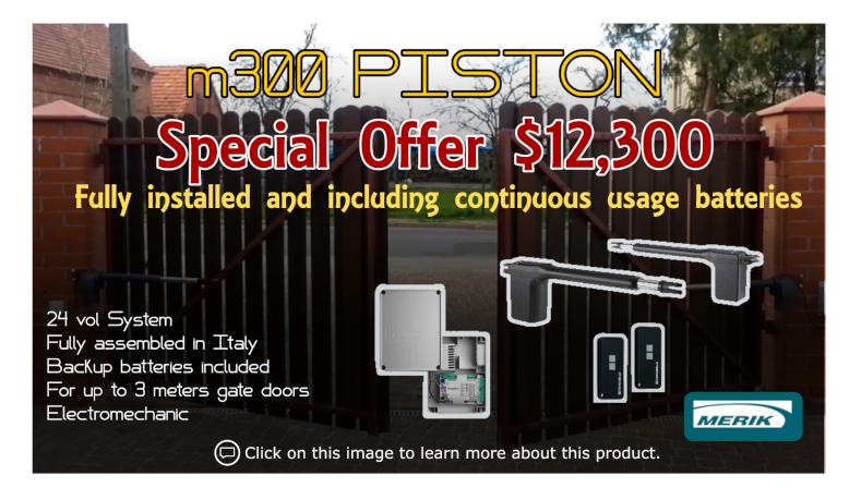 m300 Piston