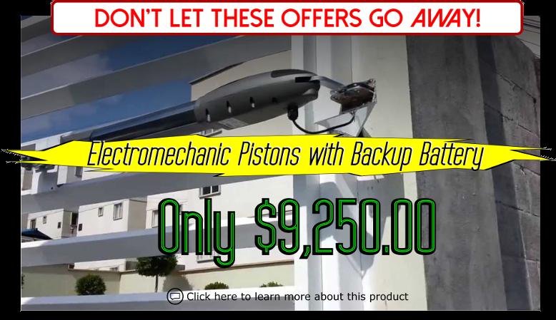 Pistons Offer